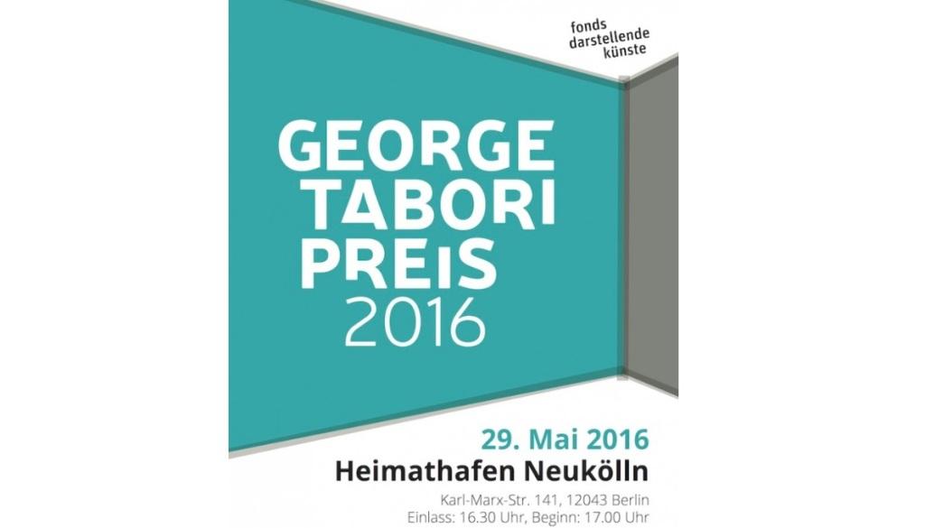 George Tabori Preis